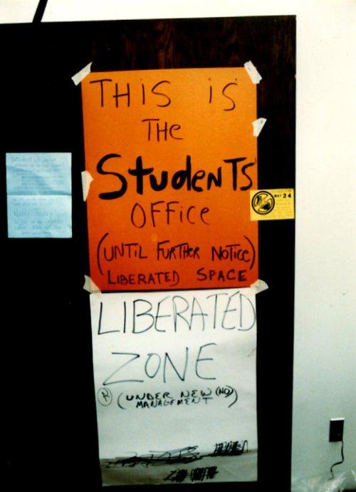 04.07.80-04.13.80: Student Occupation of UMB Administration Bldg.