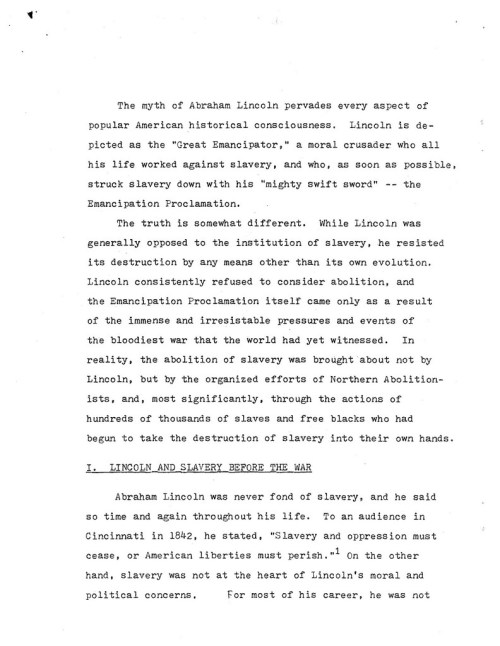 02-1977.12.XX -- Lincoln and the Causes of the Emancipation Proclamation (Graded) ML_Page_02